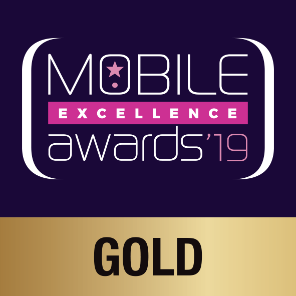 GOLD Mobile Excellence Awards 2019