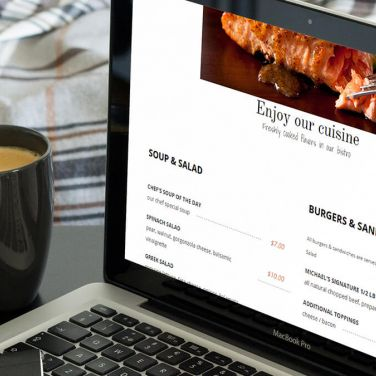 Michael's Cafe - Website & Digital Marketing
